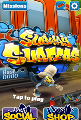 Subway Surfers играть сейчас онлайн